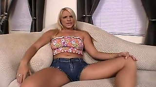 Sweet Blonde Sex Casting
