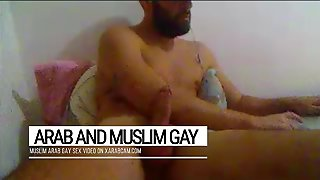 The Arab Gay, Bearded Sex Addict