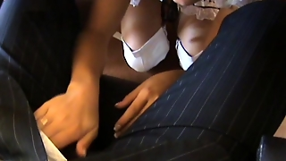 Amateur Blonde Fucks At The Office
