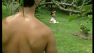 Latina Fucked In The Field