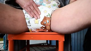 Diaper Playing