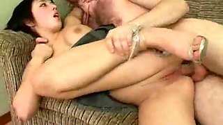 Drunk Russian Girl Likes Anal Sex