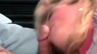 Blow Job In A Cab