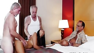 Fit Young Babe First Time Staycation With A Latin Hottie