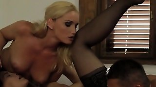 Punished By Mistress To Lick Pussy