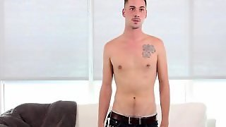 Gaycastings - Shady Casting Agent Fucks Sean Cross