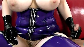 Handjob, Latex