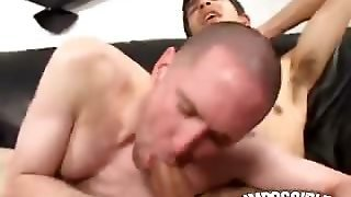 Knockout Brunette Gay Russ Getting Undressed And Impossible