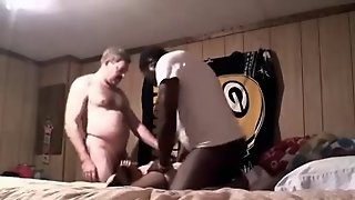 Cuckold And Creampie With Black Friend