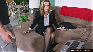 Mother And Son Blackmail Handjob