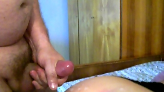 Pushuna's Fucking And I Cum On Ass