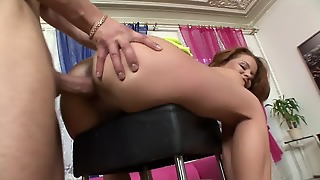 Hairy Pussy Anal