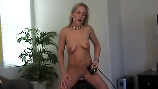 First Sybian Ride