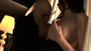 Brunette Slut Craving Big Cocks