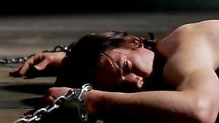 Mainstream Movie Strap-On Femdom Scene. The Book Of Relevation