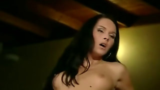 Gorgeous Brunette Fucked Very Hard