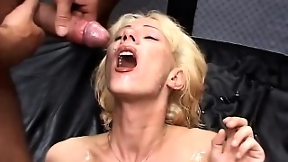 German Milf In Bukkake Groupsex Orgy