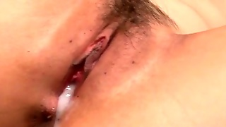 Amazing Japanese Nailed And Made To Swallow