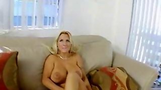 Blonde Milf Holly Halston