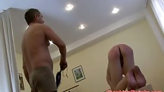 Hard Spanking For Young Gay