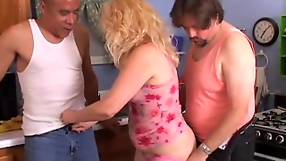 Kitchen Mom, Fat Chubby, Fat Old, Mature Housewife, Fat Kitchen, Fat And Chubby, Mature Chubby Wife, Housewifemother