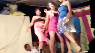 Sexy Girls Dancing At A Party
