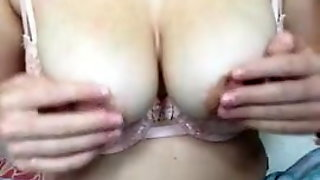Teen Tits Oiled Large Nipples