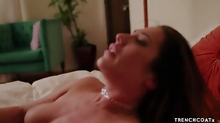 Eva Lovia Gets A Good Hard Fucking