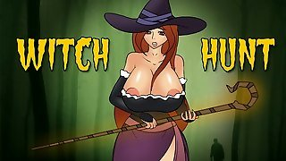 Games, Flash Games, W I T C H, Hun T, Witch Hunt