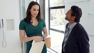 Real Estate Agent Does A Dp To Sell Her First House