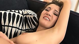 Brutal Pornstars Fisting On The Couch