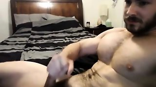 Hairy Husband Masturbating For Many Gay Porn Holejam Com