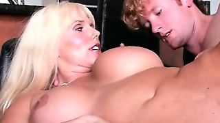 Nympho Busty Milf Taken Hardcore From Behind