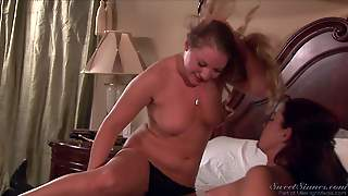 Aurora Snow And Magdalene St Michaels Are Two Passionate Lesbians