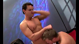 Hot Gays Suck And Lick Ass Fingers At Work