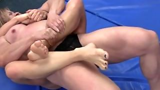 Fetish, European, Wrestli Ng