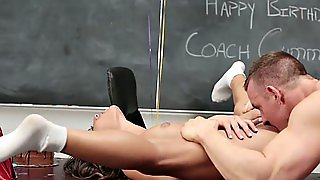 Teen Chi Chi Medina Fucked In Her Class