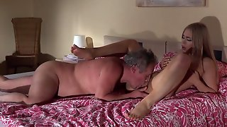 Young Pussy Licking Compilation Old Young Porn Grandpa Fucks Teen