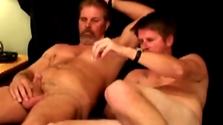 Straight Truck Driver Being Ass Ravaged By Bear Mature