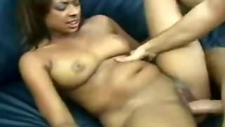 Creampie, Rimming, Pov, Natural Tits, Ebony, Shaved, Small Tits, Lingerie, Interracial, Big Booty