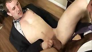 Office Anal Party