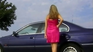 German Teen Pickup For Doublepenetration