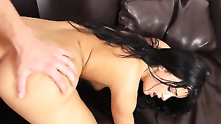 Daphne Klyde Is Giving A Blow Job