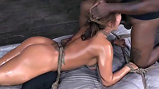 Tied Up And Butt Fucked