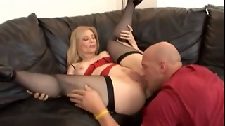 Mature Asslicking