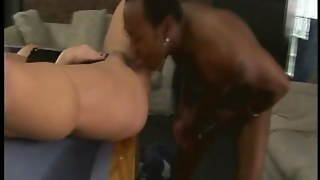 Interracial Anal Sex Naked