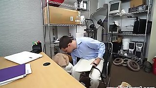 Handsome Guy At The Office Got Fucked