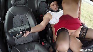 Hot, Car, Sexy, Brunettes, Stockings, Blowjobs, Doggy Style, Cumshots, Teens, Hd