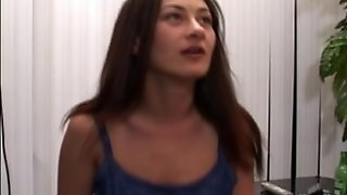 Blowjob, Youngold, Brunette