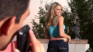 Doggy Style Love Making Scene With Alluring Blonde Mia Malkova
